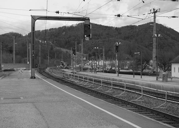 The train station in Gratwein