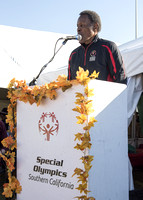 Rafer Johnson - Founder of the Southern California Special Olympics