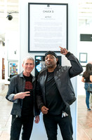 Mr Musichead Gallery Presents ARTPUT by Chuck D (from the rap group Public Enemy) - Art Exhibition