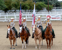 "Lake Elsinore Sheriff's Posse Troop ""L"" Color Guard"